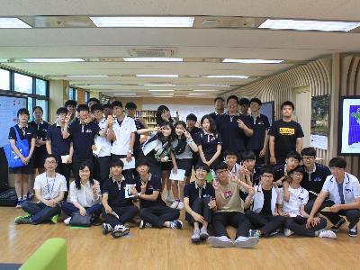 [2016.6.3] 대전 반석고 강연과 이매지너리 체험